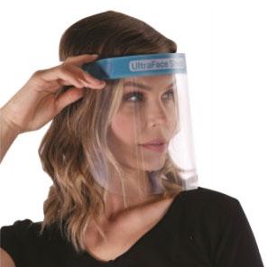 Schnelle Lieferung Face Shield.